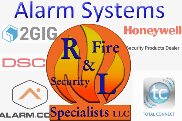 Security System Banner